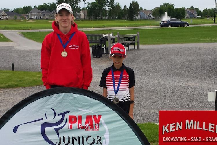 Play Junior Golf Tour Ottawa