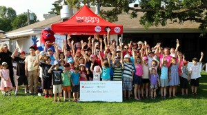 Metcalfe Kids Playing It Forward For Wishes 2015