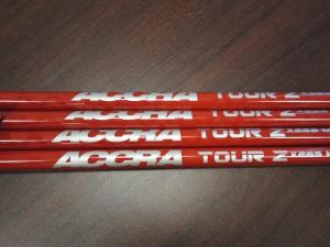 ACRA Tour Z XTreme Shafts