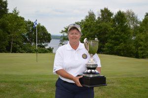 Bonnie Wolff, 2016 OVGA Women's City & District Champion (Photo: Joe McLean)